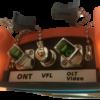 Miernik mocy z dodatkowym miernikiem (-70~+10dBm) PON LEO-PONPM-1070